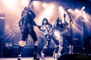 The Kiss Tribute Band (a tribute to Kiss) Auftritt beim ENERGY ROCK 2015 am 16.10.2015, Christian-Bücher-Halle, Wiesbaden