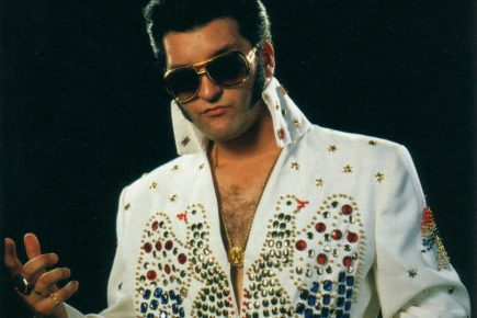 """MARTIN """"ELVIS"""" MÖBIUS AND HIS 50th COMEBACK SPECIAL BAND"""