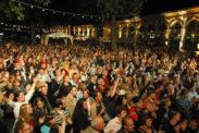 Salz- und Lichterfest Open Air Summernight Publikum