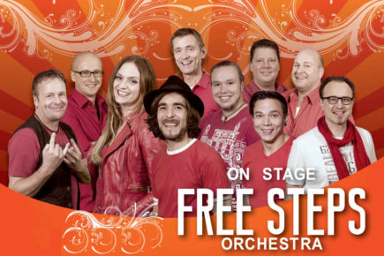 FREE STEPS ORCHESTRA
