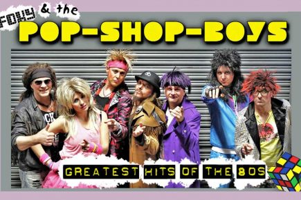FOXY & THE POP-SHOP-BOYS