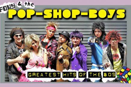 FOXY & THE POP-SHOP-BOYS