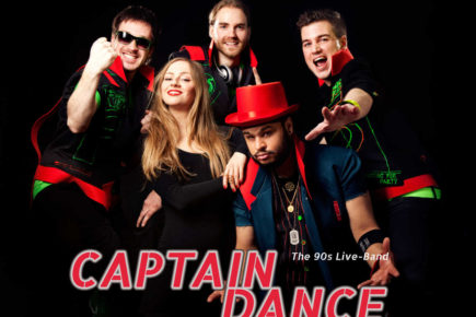 CAPTAIN DANCE